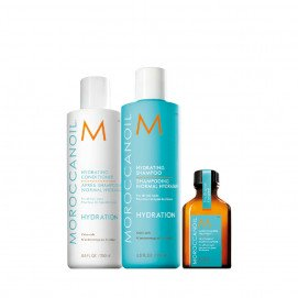 MoroccanOil Just For You Hydrating Kit / Набор Увлажнение - 3 шт