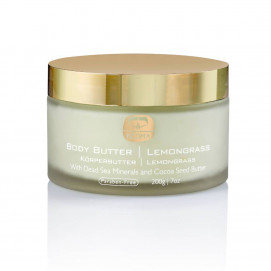KEDMA Body Butter Lemongrass / Масло для тела Лемонграсс - 200 г