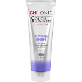 CHI Ionic Color Illuminate Platinum Blonde Conditioner / Оттеночный кондиционер - 251 мл