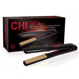 CHI G2 Ceramic and Titanium Infused Hairstyling Iron / Утюжок для волос - 1 шт