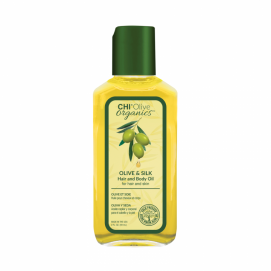 CHI Olive Olive Silk Hair and Body Oil / Масло для волос и тела - 251 мл