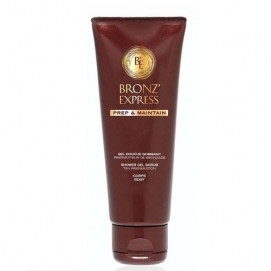 Academie Bronze Express Shower Gel Scrub / Гель-скраб для душа - 200 мл