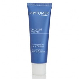 Phytomer Decollete Parfait Neck And Decollete Renewing Care / Восстанавливающий крем для шеи и декольте - 50 мл