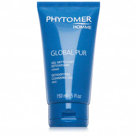 Phytomer Homme Global Pur Detoxifying Cleansing Gel / Гель очищающий - 150 мл